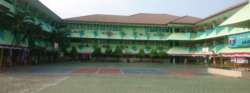 Gedung SMAN 8 Jakarta 2
