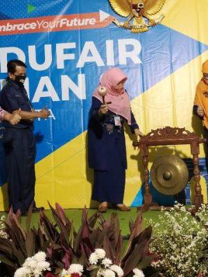 Ini Pesan Siti Nurbaya ke Siswa SMAN 8 Jakarta