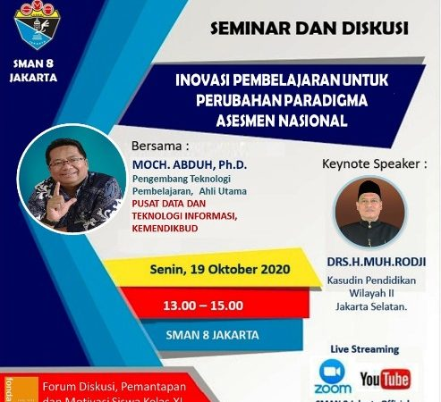 Songsong Perubahan, SMAN 8 Jakarta Bedah Asesmen Kompetensi Minimum