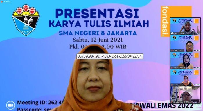 Karya Tulis Peneitian Siswa Angkatan 2022 SMAN 8 Jakarta