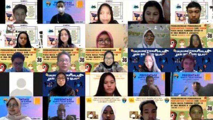 13 Dosen dan Peneliti Profesional Jadi Penguji Hasil Penelitian Siswa SMAN 8 Jakarta   Artikel ini telah tayang di Tribunnews.com dengan judul 13 Dosen dan Peneliti Profesional Jadi Penguji Hasil Penelitian Siswa SMAN 8 Jakarta