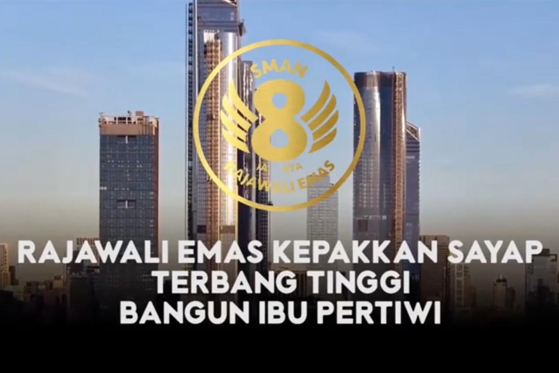 Virtual Graduation Ceremony 2021 SMAN 8 Jakarta