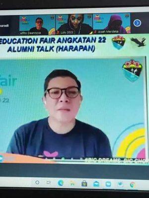 Edufair SMA 8 Jakarta: Siapkan Siswa Sejak Awal Susun Strategi Menuju Kampus Pilihan